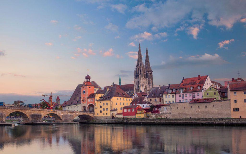 Regensburg - borító